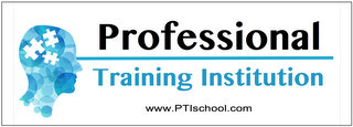 Professional Training Institution Logo